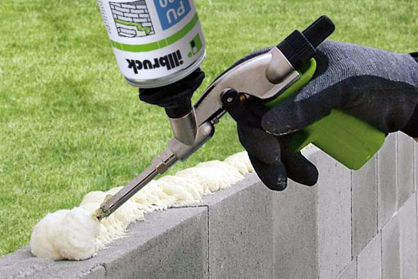 Construction Adhesive Specifically Developed For The Adhesion Of Concrete Masonry Units This May Be Used In Place Thin Joint Mortar